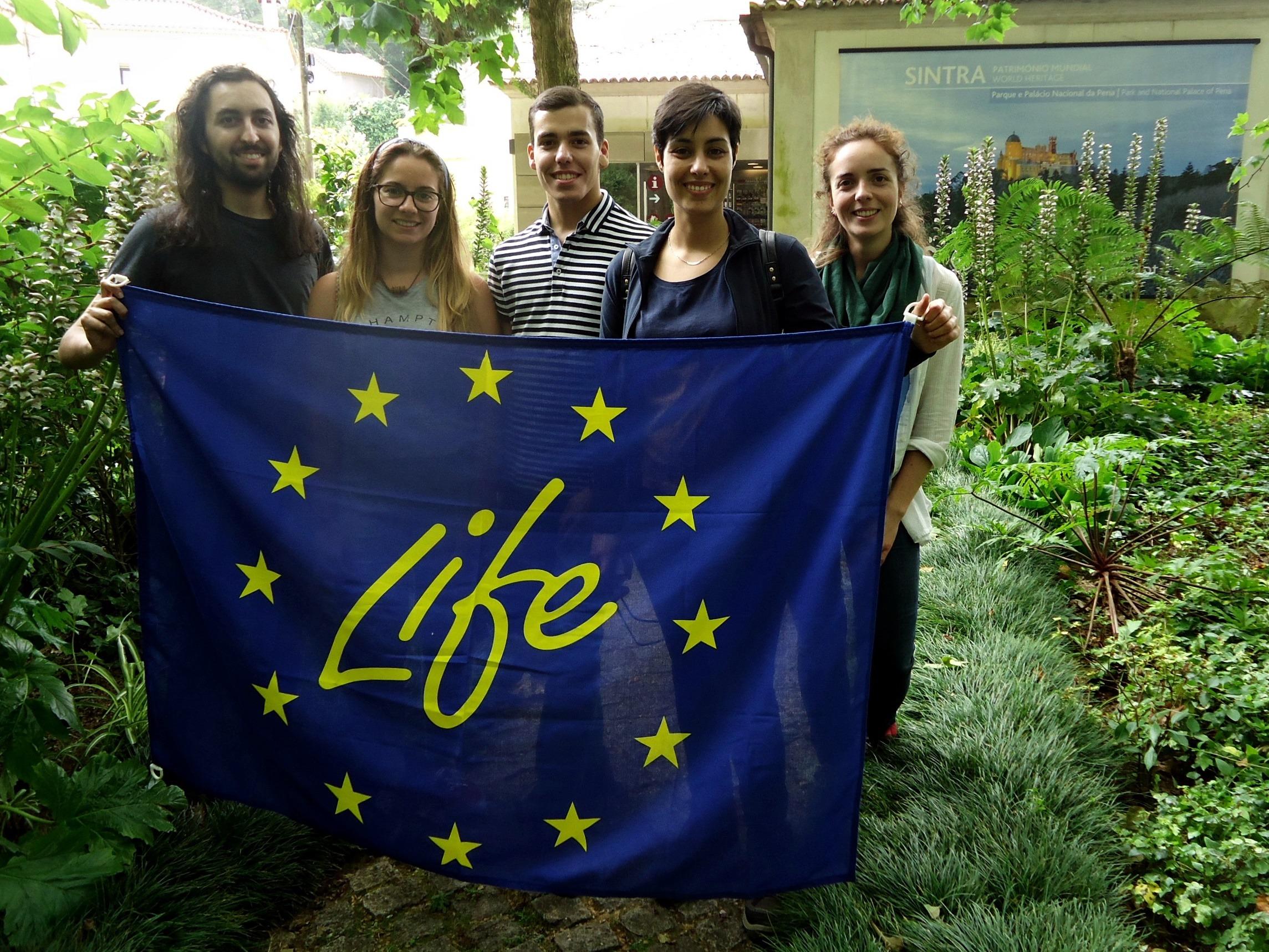 Escapadas de Voluntariado: Jovens abraçam Projeto com a Plantar uma Árvore