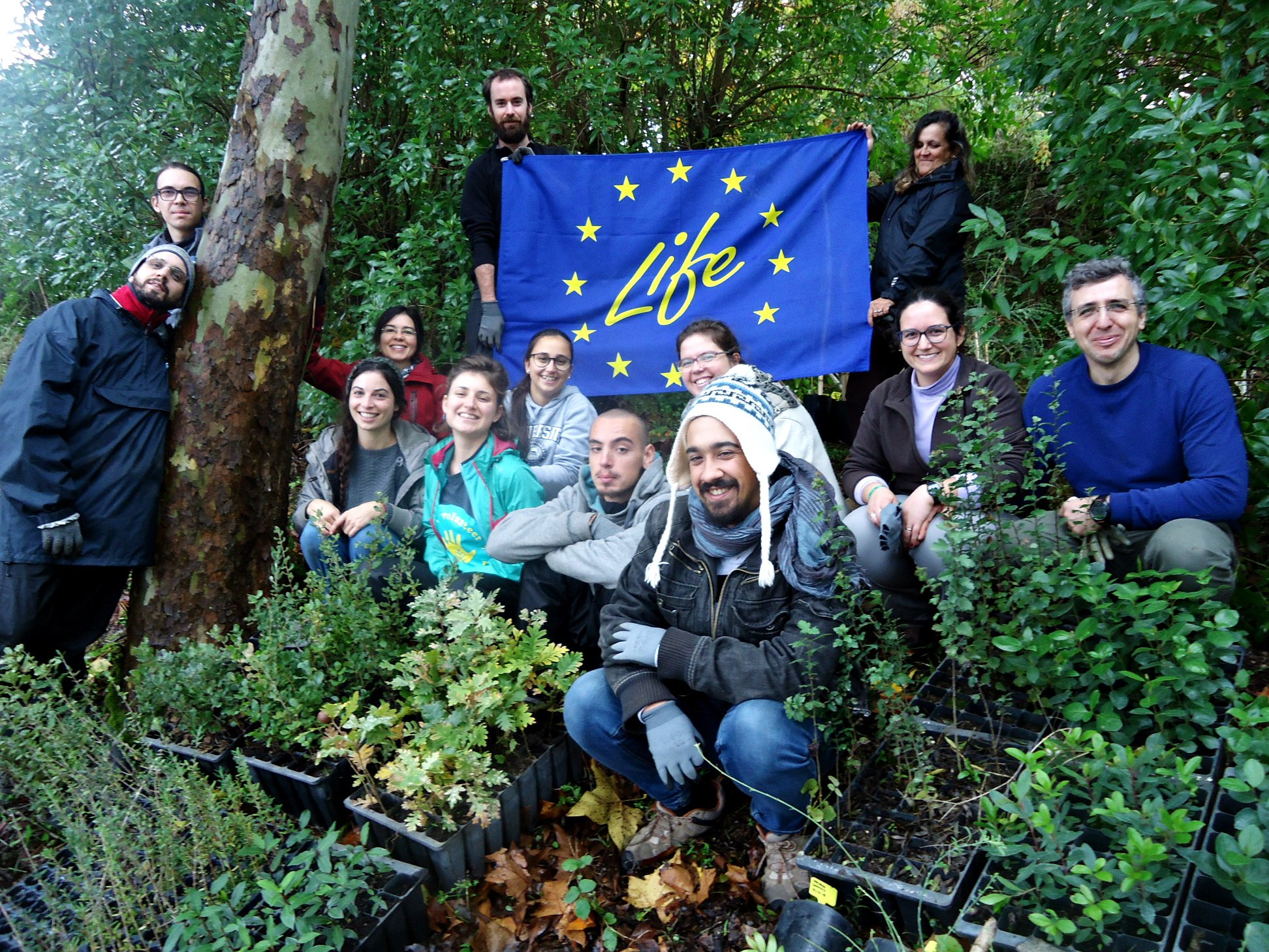 Life Volunteer Escapes: Dois Anos de Programa